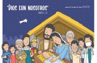 ¡Dios con nosotros! Este es el mensaje que queremos compartir con todos este año. La campaña Navidad es Jesús 2020 está inspirada en…
