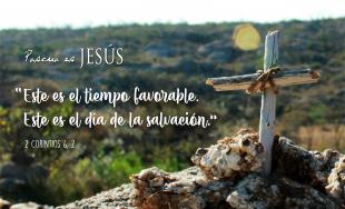 """Ya están disponibles las nuevas tarjetas """"Pascua es Jesús"""", te invitamos a conocerlas y formar parte de…"""