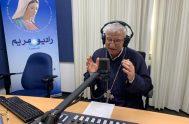 Con profundo dolor y agradecimiento despedimos al Padre Maroun Tannous, director de RM Nazareth, quien regresó a la Casa del Padre el día…