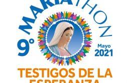 """Mayo es el mes de María y nos convocamos para nuestra Mariathon Mundial 2021, con el lema """"Testigos de la esperanza"""". En estos tiempos donde la pandemia nos ha quitado mucho; el afecto de nuestros seres queridos, la cercanía de nuestros familiares, un simple abrazo, es fundamental poder contar con un instrumento que permita a la Iglesia transmitir la palabra,…"""