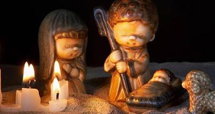 13/12/2013 - El P. Ángel Rossi compartió su reflexión sobre el adviento y el camino hacia la navidad.