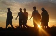 04/04/2014 - Seguimos la marcha a Jerusalén y entramos con Él, que para nosotros es el comienzo de la Semana Santa. Ahí Jesús…