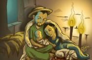 """[audio mp3=""""https://radiomaria.org.ar/_audios/16993.mp3""""] 08/09/2014 - Este fue el origen de Jesucristo: María, su madre, estaba comprometida con José y, cuando todavía no habían vivido…"""