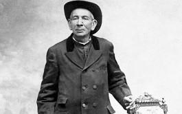 Para Brochero en la eucaristía se realizaban todas las aspiraciones humanas. Para él en la eucaristía estaba…