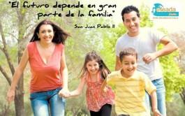 """26/11/2014 – A partir del informe """"Los argentinos y la familia"""" que fue presentado por el…"""