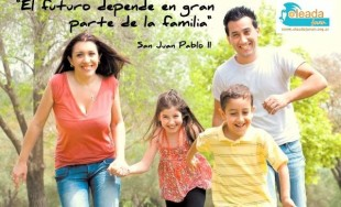 """26/11/2014 - A partir del informe """"Los argentinos y la familia"""" que fue presentado por el Observatorio de la Deuda Social Argentina de la UCA, desde el espacio """"Bien de Familia""""…"""