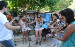 Foto: Verónica Maggi  17/11/2014 – La música es mucho más que un arte, un hobbie o una rama…