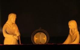 Para Brochero, en la eucaristía se realizaban todas las aspiraciones humanas. Para él, en la eucaristía estaba…