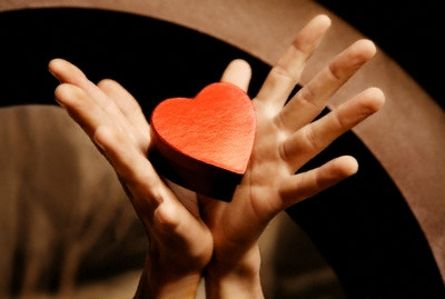 corazon como ofrenda