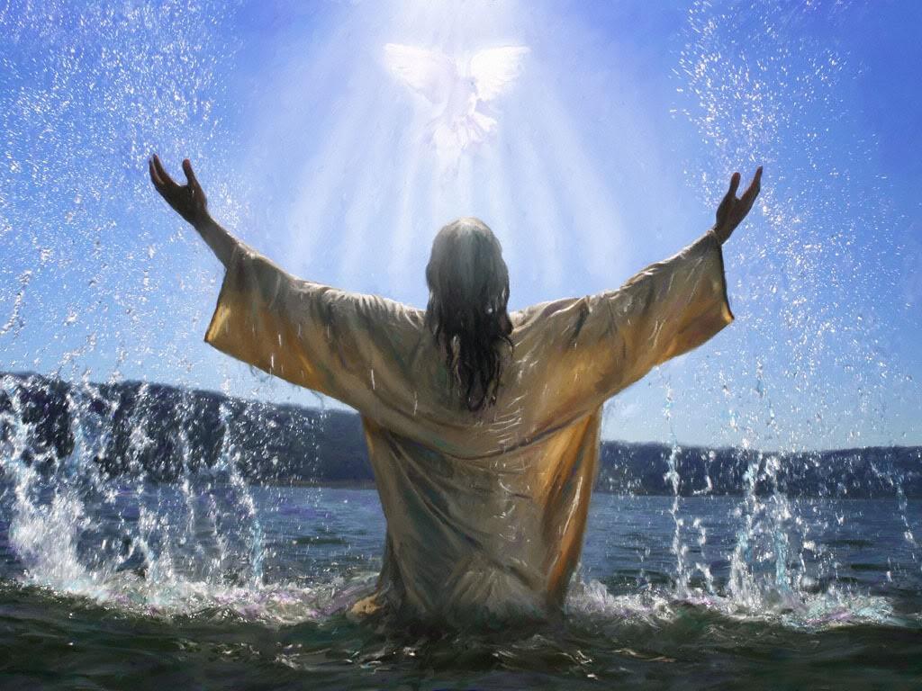 Día 10: El bautismo de Jesús - Programación