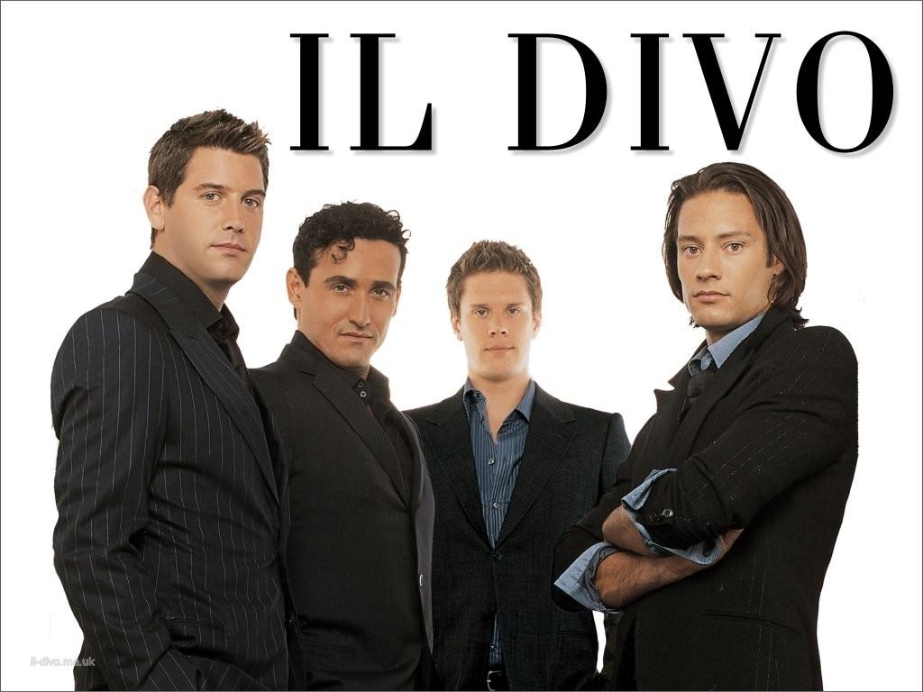 Especial il divo programaci n for Il divo mp3 download