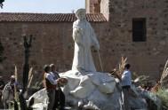 Julio Incardona es artesano y escultor oriundo de Alta Gracia. Fue el encargado de hacer la escultura del Cura Brochero que se encuentra…