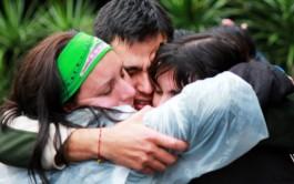 """15/05/2015 – En aquel tiempo, Jesús dijo a sus discípulos: """"Les aseguro que ustedes van a llorar y se…"""