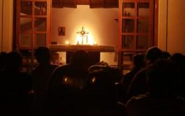 La Eucaristía es alimento para esa dimensión del ser humano que no se sacia con nada que…