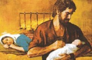 18/12/2015 – Este fue el origen de Jesucristo: María, su madre, estaba comprometida con José y, cuando todavía no habían vivido juntos,…