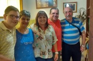 16/03/2016 – Con Doña Jovita como reportera desde Villa Cura Brochero, conversamos con las familias protagonistas de los milagros de nuestro Curita Gaucho.…