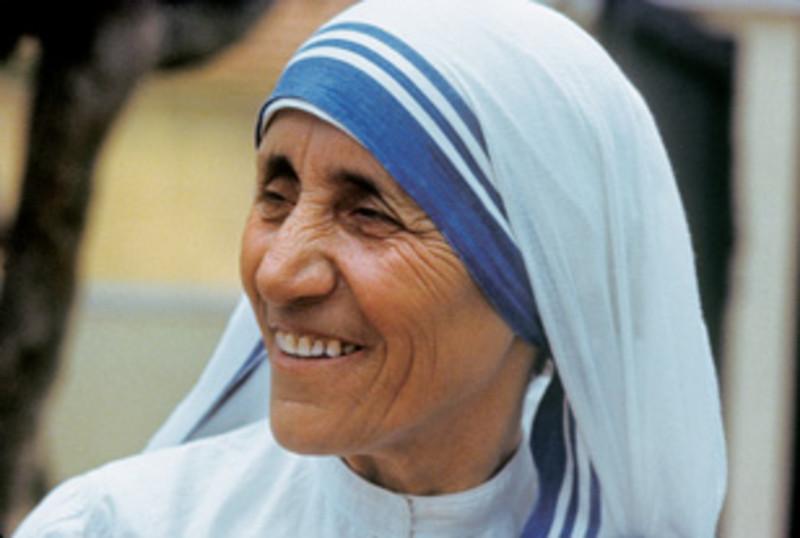 Madre Teresa De Calcuta Grilla Jesus Maria