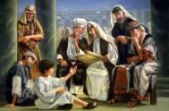 23/03/2017 – Jesús mientras crece va tomando progresivamente consciencia de su condición y vocación. Luego de la vuelta de Egipto, las escrituras no…