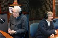 13/07/2017 – En la noche del miércoles 12 de julio, transmitimos desde los estudios de Radio María la primera parte del Retiro Diocesano…
