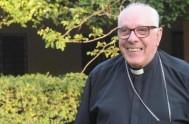 """10/10/2017 – El Cardenal Héctor Villalba confió en que """"el camino episcopal que iniciará Monseñor Carlos Sánchez este viernes servirá para renovar el…"""