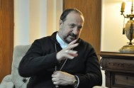 16/11/2017 – Monseñor Gabriel Barba, Obispo de Gregorio de Laferrere y nuevo Presidente de la Comisión Episcopal de Comunicación Social, se dirigió a…