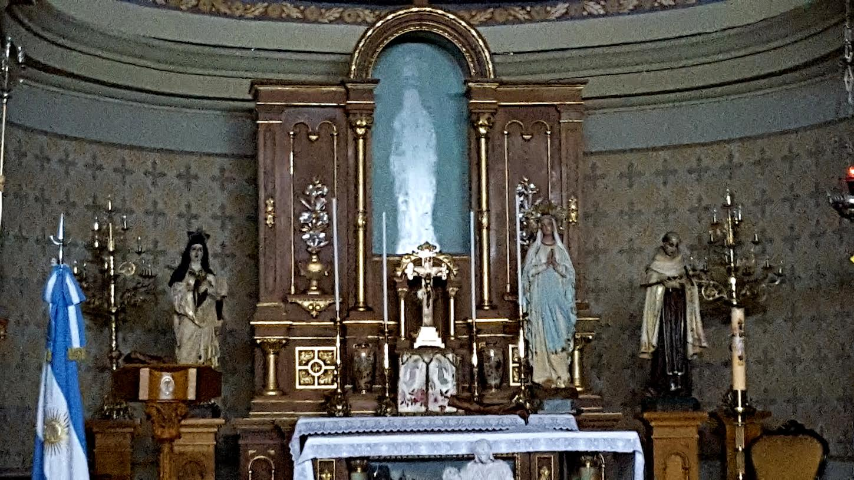 Virgen de lourdes alta gracia c rdoba programaci n - Persianas lavirgen cordoba ...