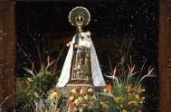 16/07/2018 – En estación María, caminamos junto a la Virgen del Carmen, en Nogoyá, Entre Ríos. Llegar de visita a la ciudad de…