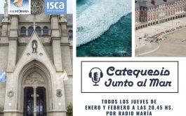 El ISCA (Instituto Superior de Catequesis Argentino) nos brinda en este ciclo semanal, una mirada catequística…