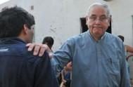 """19/03/2018 – En el primer programa de """"Misión Radio María"""", el obispo de Añatuya, monseñor Melitón Chavez, recorrió parte de su vida en…"""