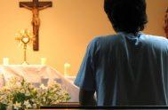"""08/05/2018 – """"No soy creyente, soy discípulo con otros"""", dijo el Padre Claudio Castricone, de la Parroquia Nuestra Señora de Fátima de Villa…"""