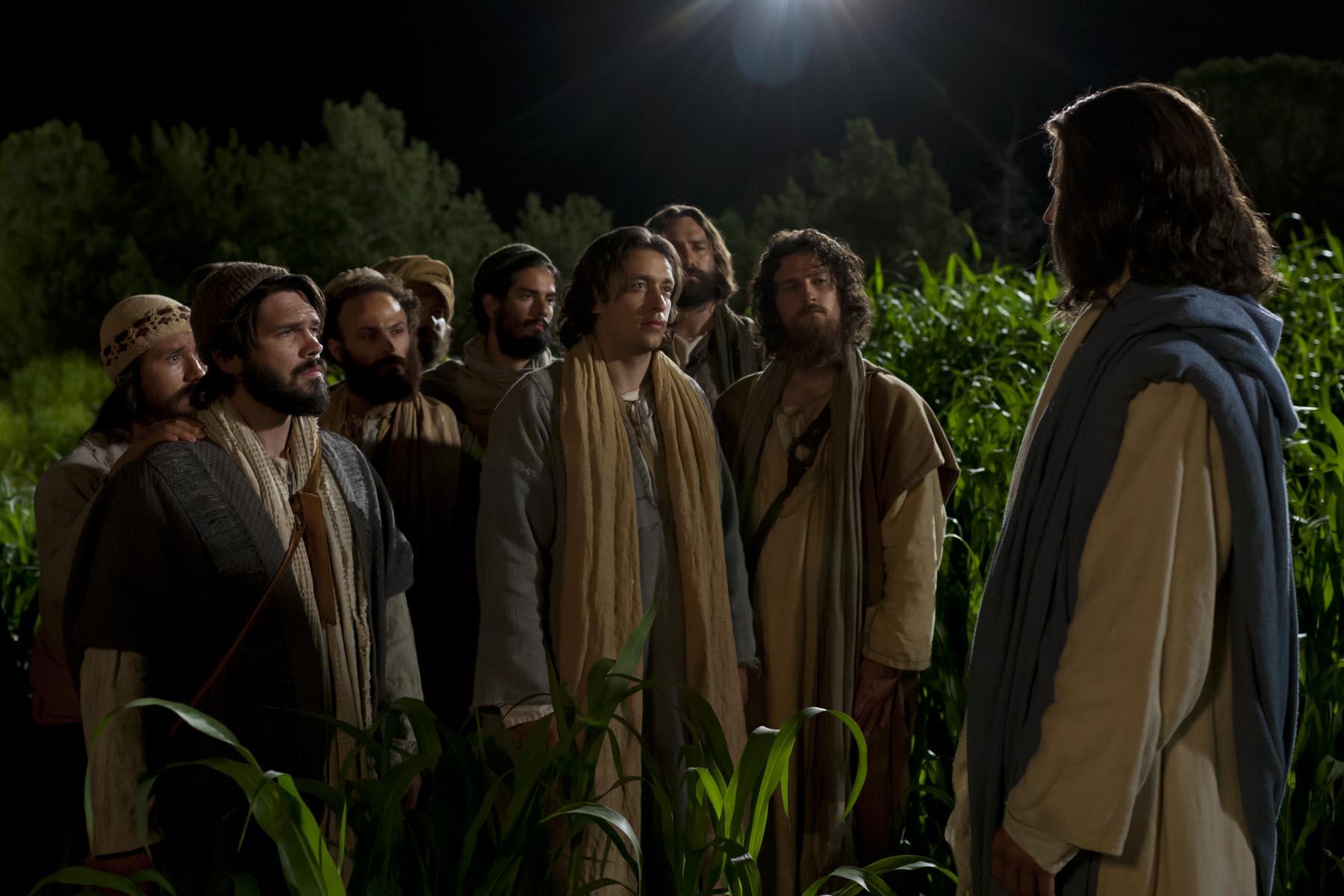 Resultado de imagen de son traídos a él y los Evangelios