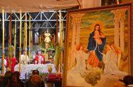 01/06/2018 – En Estación María hoy peregrinamos junto a la Virgen que desata los nudos, esta advocación mariana de la Inmaculada, con la…