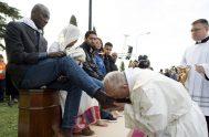 """El padre Diego Fares nos ayuda en el discernimiento de las cosas que, según Francisco, nos alejan de la alegría del amor. """"Hay…"""