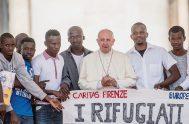 """Al profundizar en el mensaje de la exhortación de Francisco """"Alégrense y exulten"""", el padre Diego Fares dijo que el primer punto del…"""