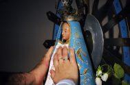 08/05/2019 – En Estación María hoy peregrinamos a la Basílica y Santuario Nacional, Nuestra Señora de Luján, en la Provincia de Buenos Aires,…