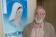 """Los lunes, en """"Hoy puede ser"""", contamos con la presencia del padre Mateo Bautista, religioso camilo, Licenciado en Teología Moral, en Teología Espiritual…"""