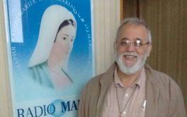 """Los lunes, en """"Hoy puede ser"""", contamos con la presencia del padre Mateo Bautista, religioso camilo, Licenciado…"""