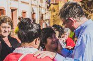 """01/08/2018 – """"El sueño de Francisco es una iglesia misionera capaz de transformarlo todo"""", dijo el Padre Javier Soteras, Director de Radio María…"""