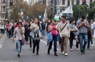 """21/09/2018 – """"El que tenga oídos, que escuche. Éste es el anuncio que hacemos los jóvenes y dirigentes juveniles de Buenos Aires, reunidos…"""