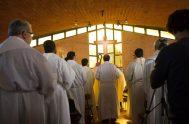 18/09/2018 – El P. Julián Antón nos contó sobre el retiro sobre la vocación sacerdotal que se realizará este sábado en Buenos Aires:…