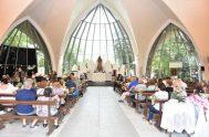 24/09/2018 – En Estación María hoy peregrinamos junto a la Virgen de las Flores, a la Parroquia Nuestra Señora de las Flores, de…