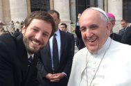 14/09/2018 – Juan Della Torre, titular y fundador argentino de la agencia La Machi, quien colabora con el Vaticano en materia de comunicación,…