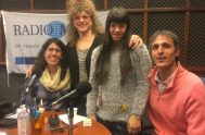 """04/09/2018 – Hoy en """"Vive en la ciudad"""", programa del Arzobispado de Buenos en Radio María que se emite sólo para Capital Federal,…"""