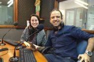 """05/09/18- En este mes de Setiembre seguimos estrenando ciclos en el aire de Radio María. Es el turno de """"Jóvenes emprendedores, sembradores de…"""
