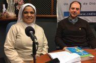 07/09/2018 – En el dia de la Vida Consagrada, compartimos la reflexion de Fray Dario y la Hna Norma Heredia sobre la Iglesia