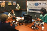 """11/09/2018 – Fernanda Manzanelli, Comisionada de Scouts Católicos en la Arquidiócesis de Buenos Aires nos visitó junto a Maria Rosa Acevedo. """"Educamos en…"""