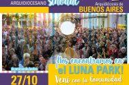 25/10/2018 – Mons. Enrique Eguía Seguí compartió el aire con nosotros para hablar del Encuentro Sinodal que se celebrará en el Luna Park.…