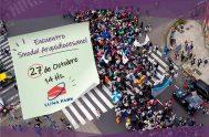 """04/10/2018 – El Sínodo Arquidiocesano de Buenos Aires nos invita a """"Caminar Juntos"""". Encuentro Sinodal Arquidiocesano, 27 de Octubre. Luna Park Para celebrar…"""
