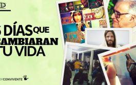 7/11/2018 –Carlos Bruno y Edgar Podestá nos acompañaron en el aire para compartirQué es la Convivencia con Dios, la historia…