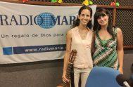 """21/11/2018 – Mechi Ruiz Luque, una de las compositoras de """"Vida en Abundancia"""", la canción que acompaña muchas comunidades de fe de nuestro…"""